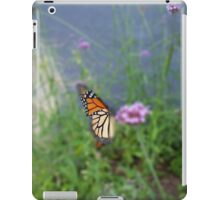 Blurred - Caught in Motion iPad Case/Skin