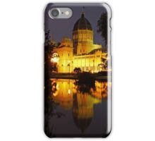 Royal Exhibition Building iPhone Case/Skin