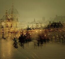 Magic Paris II by Stephanie Jung