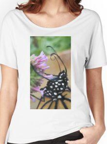 Monarch Butterfly - Breakfast II Women's Relaxed Fit T-Shirt
