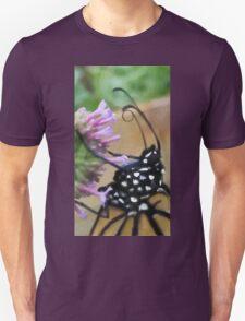 Monarch Butterfly - Breakfast II Unisex T-Shirt