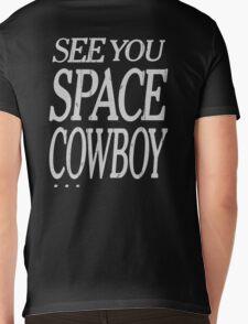 cowboy bebop see you space cowboy anime manga shirt Mens V-Neck T-Shirt
