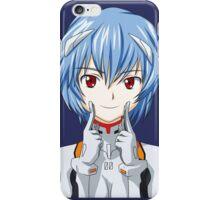 neon genesis evangelion rei ayanami anime manga shirt iPhone Case/Skin
