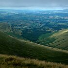 Brecon Beacons 2 by Ian Porter