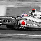 Jenson Button - British GP - Silverstone 2010 by MSport-Images