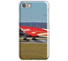 Air Asia X Airbus A330 9M-XXT iPhone Case/Skin