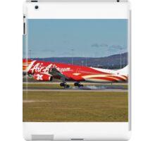 Air Asia X Airbus A330 9M-XXT iPad Case/Skin