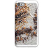 seaweed strands iPhone Case/Skin