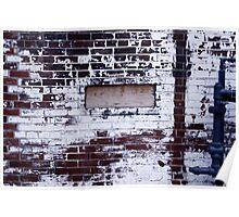 Just Bricks Poster