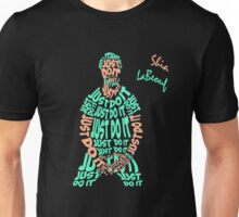JUST DO IT - Shia LaBeouf neon Unisex T-Shirt