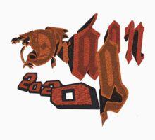 dragon logo 3d tshirt by rogers bros T-Shirt