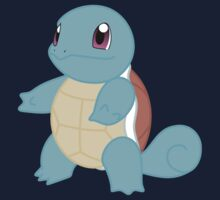 pokemon squirtle anime manga shirt by ToDum2Lov3