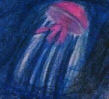 Luminous Jellyfish by KittenFlower