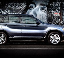BMW X5 by Russell Charters