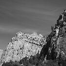 Wyoming Mountain Peaks by Frank Romeo