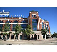Texas Rangers Ballpark in Arlington Photographic Print