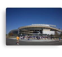 Kauffman Stadium - Kansas City Royals Canvas Print
