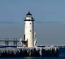 Manistee Lighthouse by leftwinger7