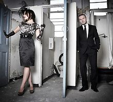 On Location Fashion shoot by Rachel Bailey