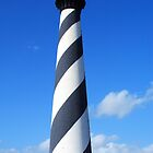 Cape Hatteras Lighthouse by leftwinger7