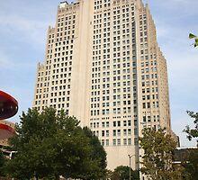 St. Louis Skyscraper by Frank Romeo