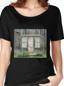 Old Doorway Women's Relaxed Fit T-Shirt