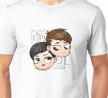 Chibi Dan and Phil Unisex T-Shirt