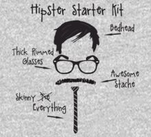 Hipster Starter Kit by bmosborn
