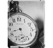 half past life iPad Case/Skin