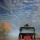 On the Road by Igor Zenin
