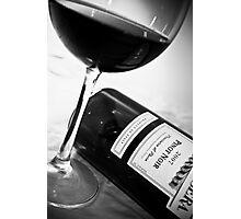 Wine 6 Photographic Print