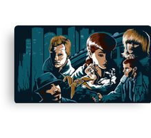 Blade Runner - Collage Canvas Print