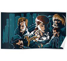 Blade Runner - Collage Poster