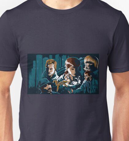 Blade Runner - Collage Unisex T-Shirt