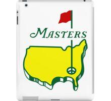 Masters Golf Tournament iPad Case/Skin