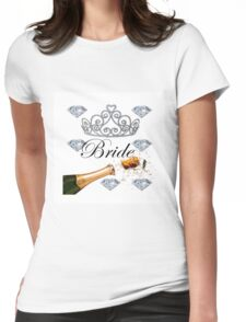 Something New Womens Fitted T-Shirt