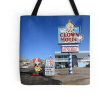 Tonopah, Nevada - Clown Motel Tote Bag