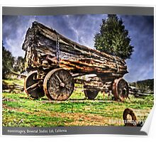 Freight Wagon II Poster