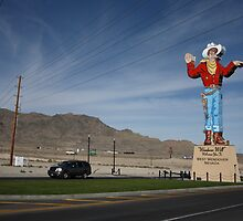 West Wendover, Nevada by Frank Romeo