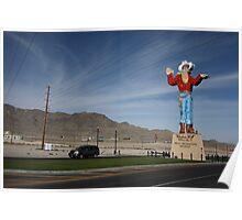 West Wendover, Nevada Poster