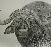 Cape Buffalo by Istvan froghunter