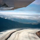 Alaskan Glacial flight by apple88
