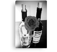 Wine 10 Canvas Print