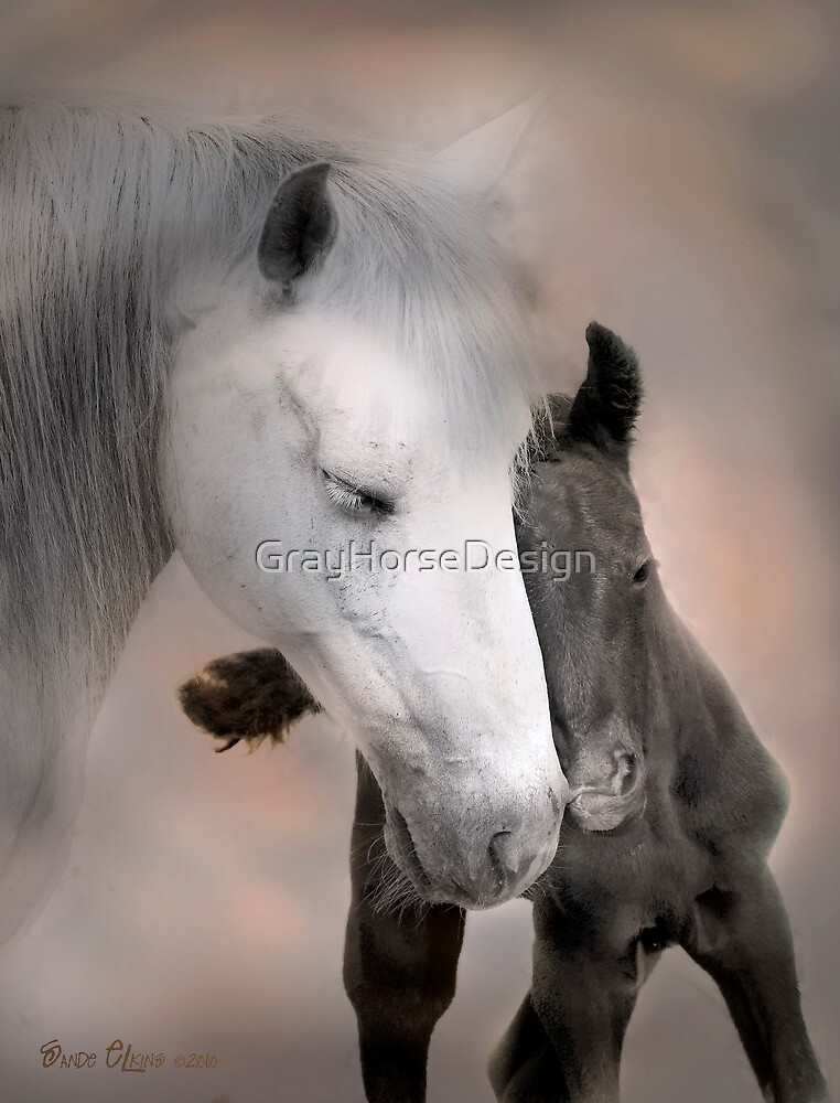 Try a Little Tenderness by GrayHorseDesign