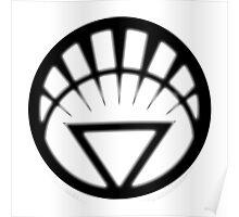 White Lantern Corps - LIFE!  Poster