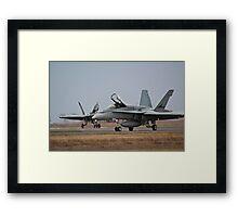 77 Squadron Framed Print
