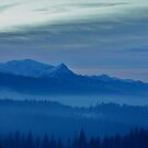 Views 3462 *** Winter landscape  - Tatra Mountains . Poland .  tribute to Gershwin plays Gershwin: Rhapsody in Blue . Made in Andrzej Goszcz .  thanks for viewing !. by © Andrzej Goszcz,M.D. Ph.D