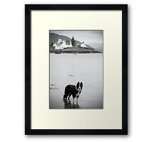 Scottish Friendship Framed Print