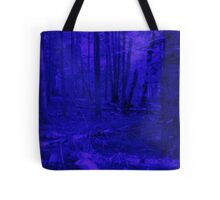 Bitter Cold Tote Bag