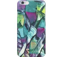Encaustic Water fall iPhone Case/Skin